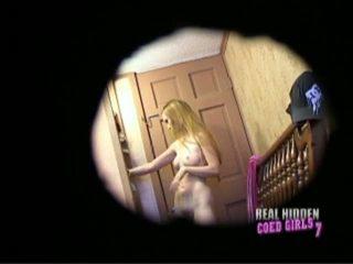 Real Hidden Coed Girls 7