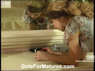 Tessa And Katrine Live Girl On Girl Elder Action