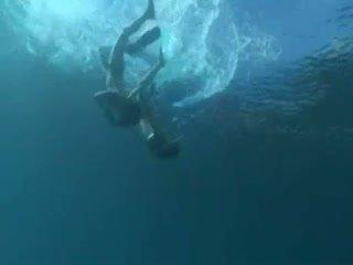 vers buiten-, heetste diving