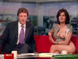 Susanna Reid playing with sex toys on breakfast tv
