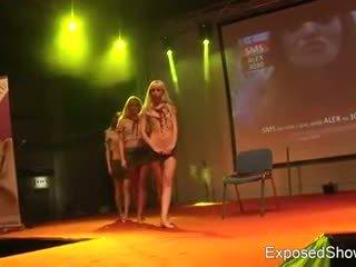 teasing, strip, homemade, stage