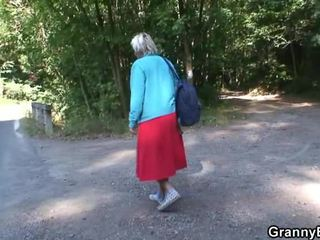 πραγματικότητα, γριά, γιαγιά, γιαγιά