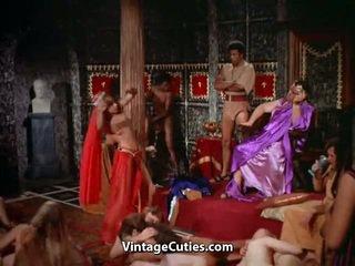 Amazing Team Porn In Caesar's Palace