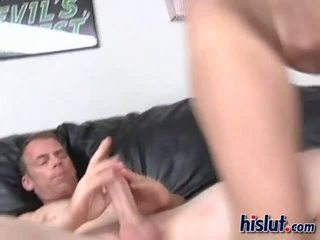 brunette, bigcock, anal