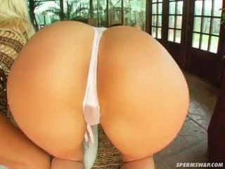 fun big, tits film, toys action