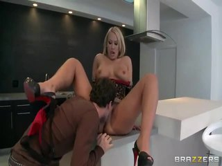doggystyle sex, pussy licking, big tits scene