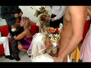 결혼식 파티 turns 으로 주신 제 비디오