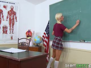 fin student ny, hq runde rumpa online, se skolejenter ny