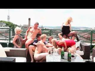 groepsseks, vol biseksueel, bi sex porno