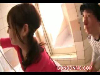 японський, душ, дружина