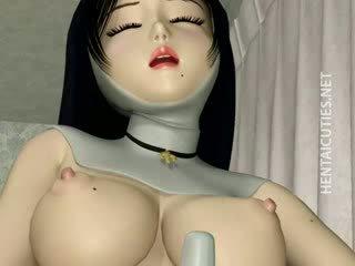 meest bigtits video-, echt spotprent, plezier hentai porno