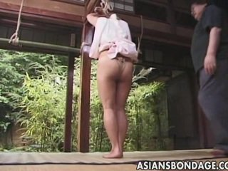 japanese, outdoor sex, bdsm
