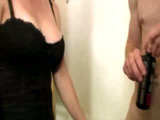 amateurs actie, dick video-, een tittyjob actie