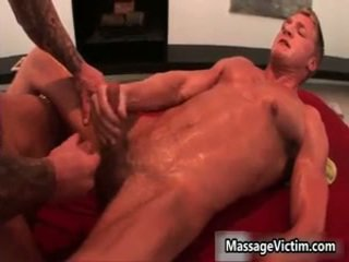 Gavin Waters Receives His Awesome Body Massaged 15 By Massagevictim