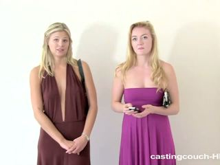 Castingcouchhd charlotte и adriana