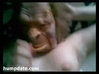 Monkey - Mature Porno Canal - Nuevo Monkey Sexo Vídeos.