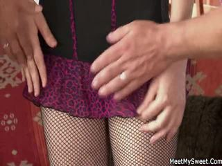 old man old and young mature milf granny grandpa vid