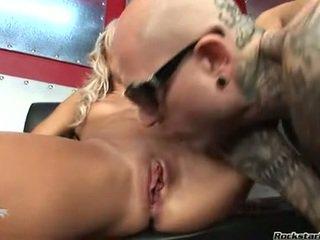 alle anaal klem, vers seks in de tieten deel seks, groot in de keuken naakt