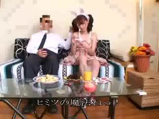 AMWF Jessi Palmer interracial with Asian guy