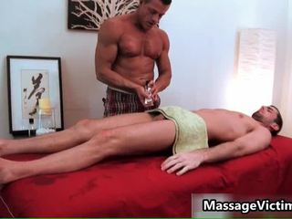 Jake steel acquérir shis super constricted corps massaged