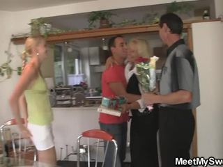 free old man old and young mature milf granny grandpa vid