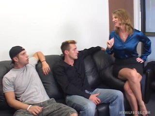 Kayla quinn, donny longo e john esposito