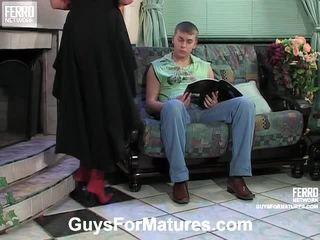 Barbara e patrick malvagio mamma onto azione