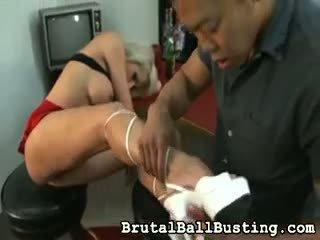 He Licks Her Armpits.