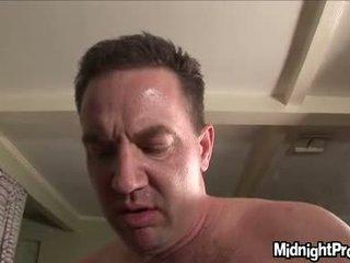 hardcore sex actie, mooi pijpen seks, beste grote lul scène