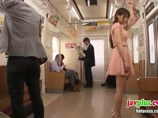 Molester รถไฟ ความรัก ที่ does ไม่ หยุด prey ไปยัง โรงเรียน วิทยาลัย นักเรียน molester 1