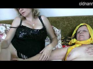Old lezbiýanka garry mama with saçly amjagaz licking ýaşy ýeten amjagaz video