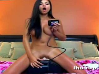 grote borsten, heet webcam neuken, kwaliteit seks scène