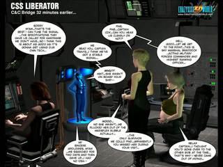 3D Comic Galacticus 14