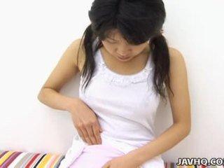 Haruka Aida Hot Asian Teen Solo