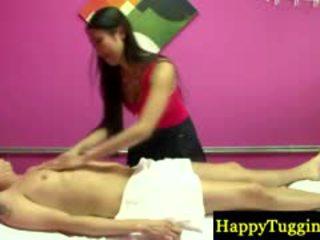 reality, free massage, handjob nice