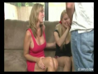 Jodi West And Stella Banxxx Hand Job