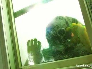 Asa akira - зомби анално крем пай
