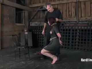 slavernij porno, zien vastgebonden-up mov, u bondaged