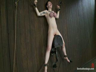pissing, fucking machines, bondage sex