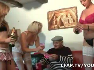 4 culs francais pour l anniv de papy