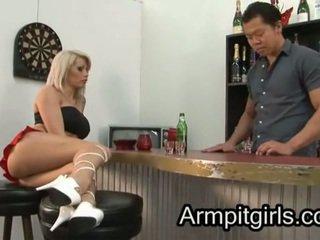 Armpit Licking 17