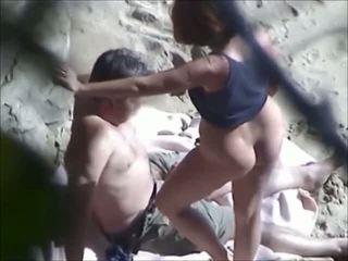 Amor em o grega praia vídeo