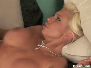 Huge Silicon Tits Chloe Dior Gets Pumped And Cummed On