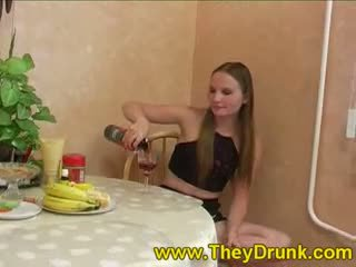 Slim Drunk Slut