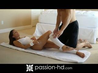 Sexy aerobica allenamento
