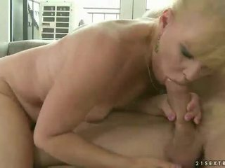 Grandmother Giving Mouthjob And Having Shaged Large
