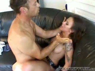 brunette mov, hardcore sex vid, grote lullen