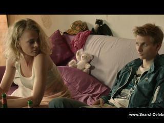 brunette video-, heet europese porno, hq natuurlijke tieten actie