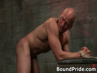 Brenn And Chad In ExtraorDinary Homosexual Servitude And Torture 41 By Boundpride
