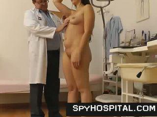 vagina, verborgen camera, nominale dokter